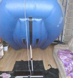 Надувная лодка рефка320 нднд