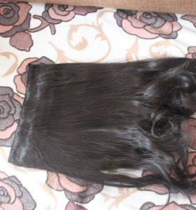 Волосы на закалках
