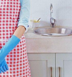 Посудомойщица Уборшица