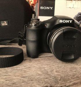 Фотоаппарат Sony Geber-shot DSC H-300