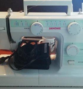Швейная машина Janome 397G