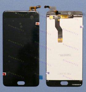Meizu m3 note экран