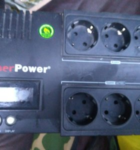 Бесперебойник CyberPower BR650EL
