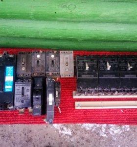 Советские и Российские автоматические выключатели