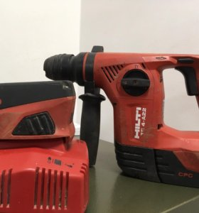 Перфоратор аккумуляторный Hilti TE 4-A22