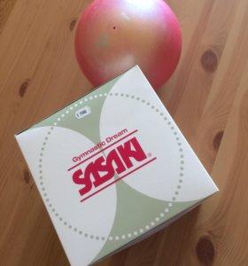 Мяч новый Sasaki для художественной гимнастики