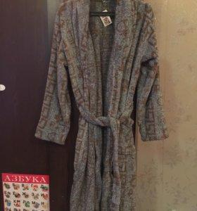 Мужской халат(новый)