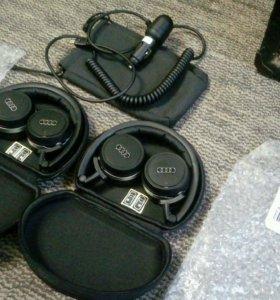 Bluetooth наушники Audi Q7 A6 A8 модель 4H0051701A