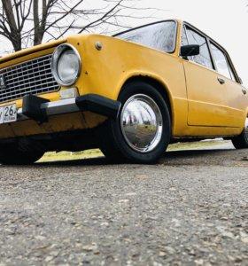 ВАЗ (Lada) 2101, 1982