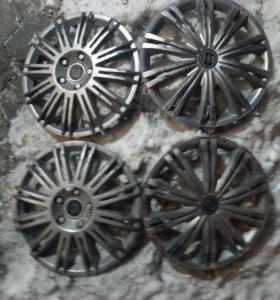 Колпаки Ваз R14 комплект