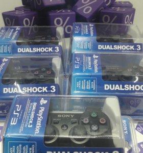 Джойстик PS3 в ассортименте