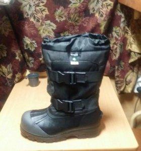 Ботинки зимние с металлическим носком