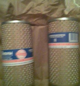 Масло 15w-40 и 2 масляных фильтра