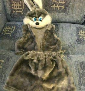 Новогодний костюм Заяц