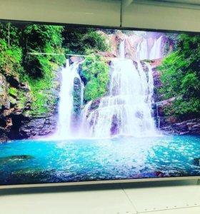 Телевизор Skyworth 58 дюймов, 4К UltraHD, новый