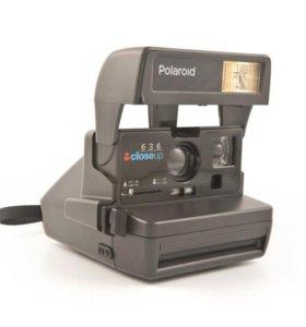 Фотоаппарат Polaroid 636 Close Up