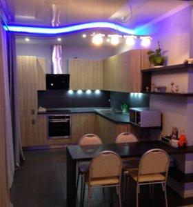 Квартира, 3 комнаты, 116.1 м²