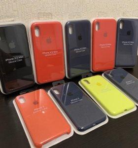 Чехлы Apple Silicon Case