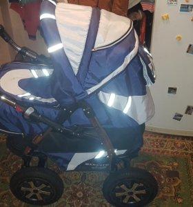 Детская коляска трансформер 3в1