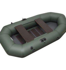 Надувная лодка Вуд 2У (Омичка) 250см