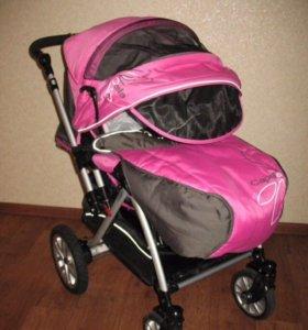 Капелла s803 детская коляска