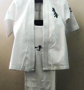 Кимоно; защитная экипировка