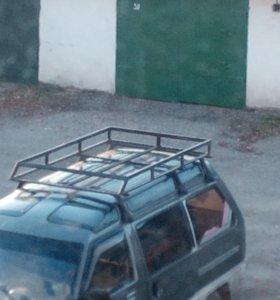 Багажник.