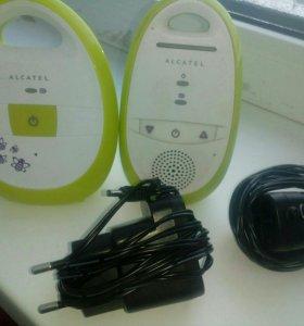 Радио-няня Alcatel (до 300м)