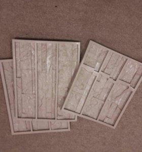 Комплект полиуретановых форм