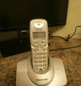 Радиотелефон panasonic kx-tg1105ru