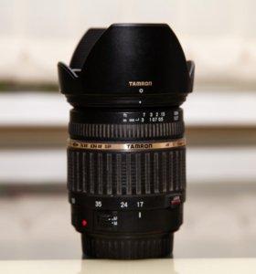 Объектив Tamron SP AF 17-50mm f/2.8 Canon EF-S