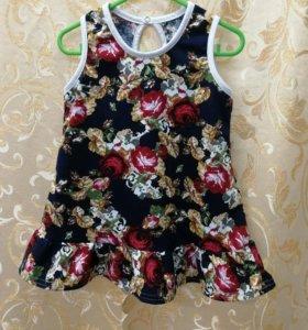 Платье (готовы к оптовому заказу )