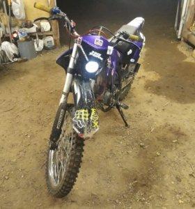 Продам мотоцикл IRBIS TTR 250