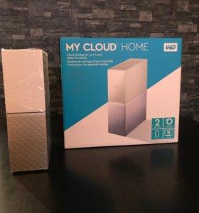 WD My Cloud Home 2TB