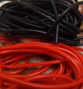 Провод силиконовый Огнестойкий 3 мм и 2,3 мм