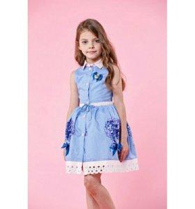 Новое летнее платье Stilnyashka 152