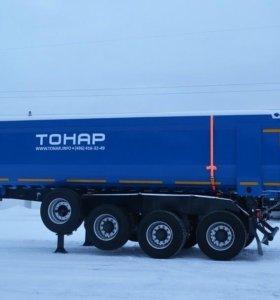 Самосвальный полуприцеп тонар 9523 - 30 м3 новый