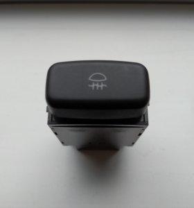 Кнопка противотуманных фар Mitsubishi lancer 9