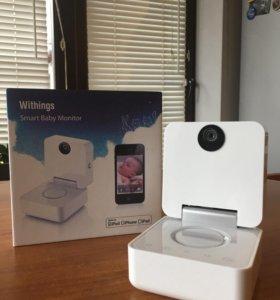 Видеоняня Withings Smart Baby Monitor
