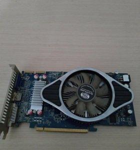 Sapphire HD4850,256bit, gddr3 1 gb