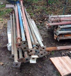 Стоики строительные на опалубку перекрытия