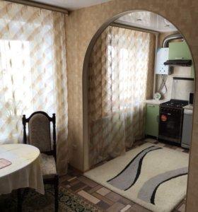 Квартира, 4 комнаты, 61.4 м²