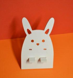 Подставка для телефона в форме Зайца