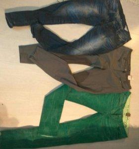 Джинсы брюки 46-48