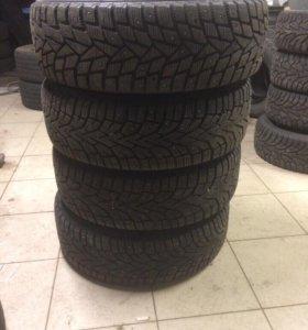 Зимние шипованные колеса r15