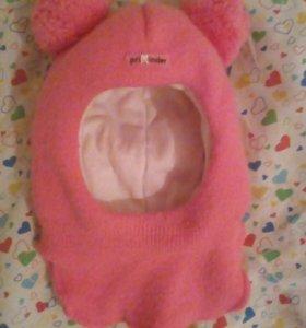 Шлемак для новорожденного 44-46рр