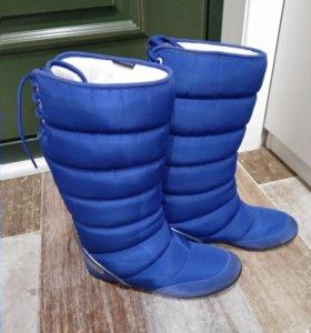 Сапоги зимние addidas