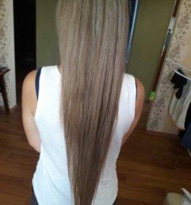 Мелирование волос,плетение кос,причёски,локоны