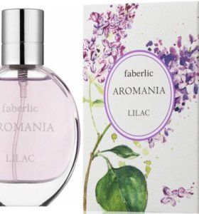 Туалетная вода faberlic aromania lilac