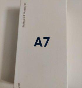 Samsung A7/2018